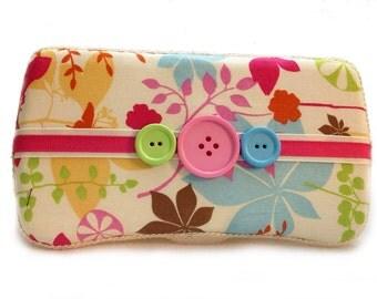 Custom Boutique Style Travel Wipe Case -The Lauren