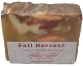 Fall Harvest Handmade Soap Bar - AllisonNicholeHBB