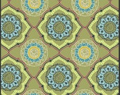Fabric Alhambra II 'Cameo Garden' Cashmere by Pat Bravo Art Gallery Fabrics