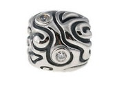 pandora sterling silver day dream charm clip RETIRED