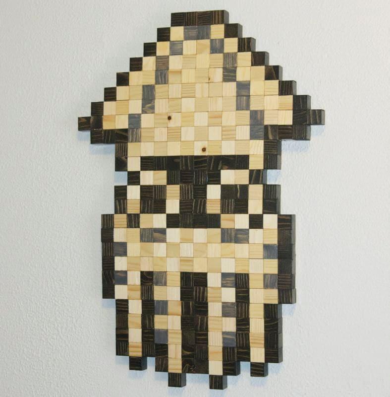 Pixel Wall Art - Elitflat
