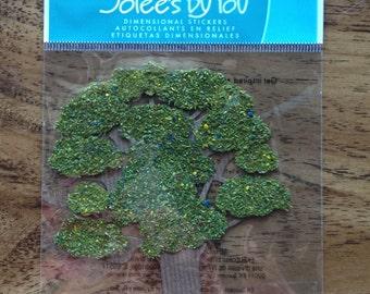 Jolee's Boutique EK Success Summer Tree Dimensional Scrapbook Stickers
