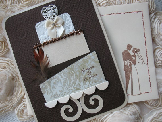 Wedding Shower Gift Card Holders : WEDDING Gift Card HolderWedding GiftBridal Shower GiftHand ...