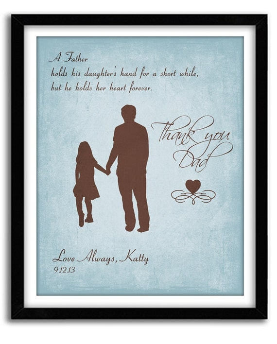 Wedding Gift To Dad From Daughter : Father Daughter Gift, Gift For Dad, Father of Bride Gift,Personalized ...