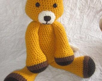 The Adorable Fox Crochet Pattern