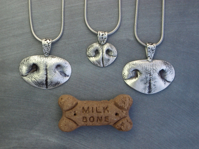 Dog Nose Print Jewelry Making Kit