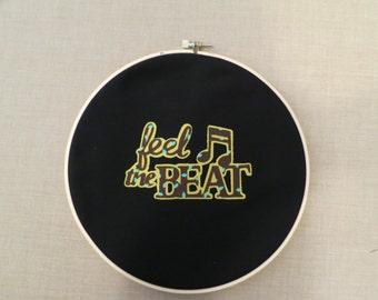 Feel the Beat T-shirts