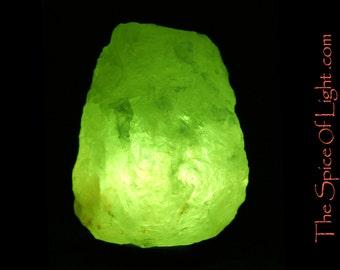 Salt Rock Lamp Green Earth : Popular items for rock salt lamp on Etsy