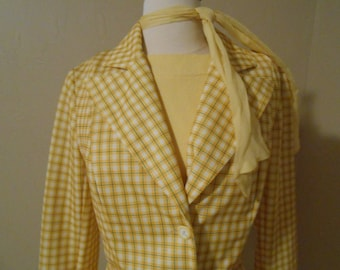70's Yellow Jacket no. 102