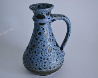 West German studio ceramic by Manfred Buchholz ( MB )