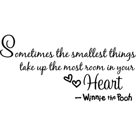 Winnie The Pooh Wall Quotes: Winnie The Pooh Quotes Wall Stickers For Children By