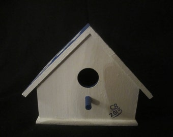 Indianapolis Colts Birdhouse w Shazaam