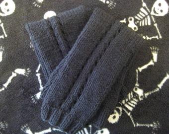 Black or Grey Ladder Arm warmers