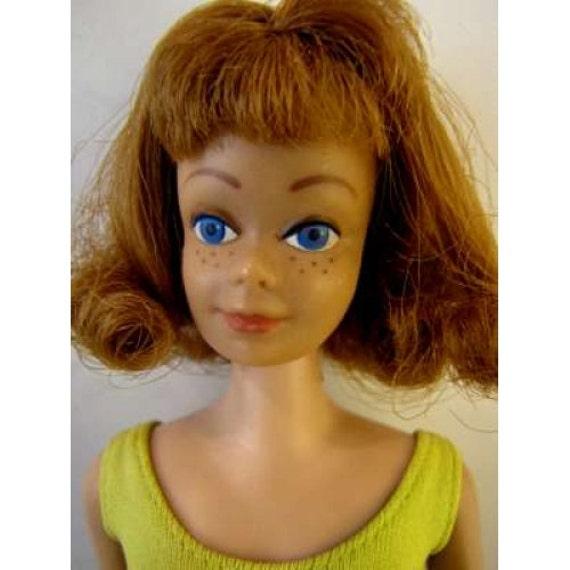 items similar to original 1962 straight legs midge doll