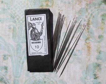 Lance Beading Needles, Size 10 - Item 291