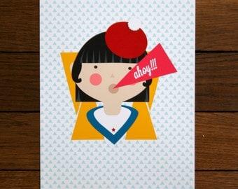 Print  -Ahoy-