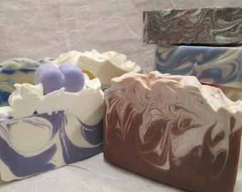 3 Soaps Handmade Soaps Your Choice