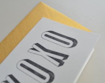 Mini XOXO Stationary - 8 Pack - SALE