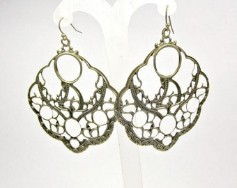 30% off light filigree earrings Filigree, Antique Bronze, 68 x 60cheap/affordable/discount/low price/sale