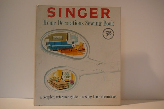 Book 1961 Sewing Book 1961