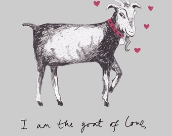 Goat of Love is a humorous, quirky God card