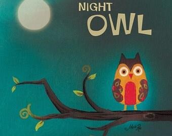 MA136 - Night Owl