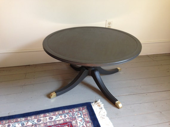 Vintage Henredon Painted Coffee Table By Morevintagenj On Etsy