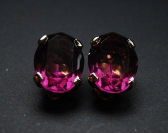 Nina Ricci vintage earrings