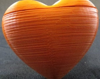 Hand-Made Heart-Shaped Keepsake Holder