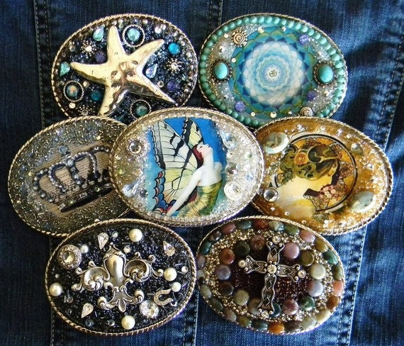 Items Similar To Belt Buckle Custom DESIGN Your Own On Etsy