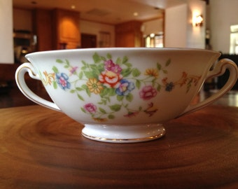 imperial China made in Japan Open Sugar Bowl