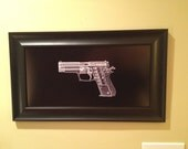 Sig P220 pistol CAT scan - rea...