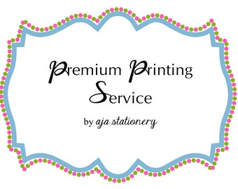 25 - 3.5x5 - Premium Printing Services by AJA Stationery