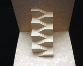 Paper Pop-Up (3D Origamic Architecture)