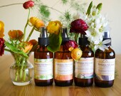 Seasonal collection of botanical sprays with introductory discount