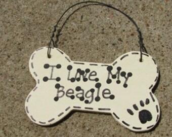 292083 I Love My Beagle or We Love Our Beagle