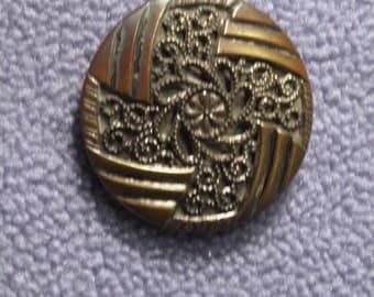 victorian mirror button