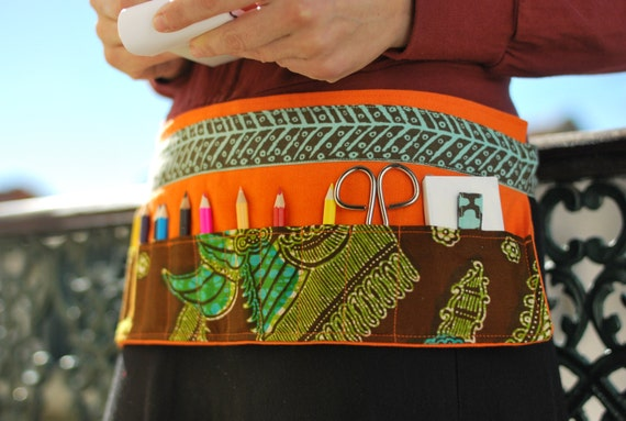 Painting / Drawing Pockets Apron by Bzoing
