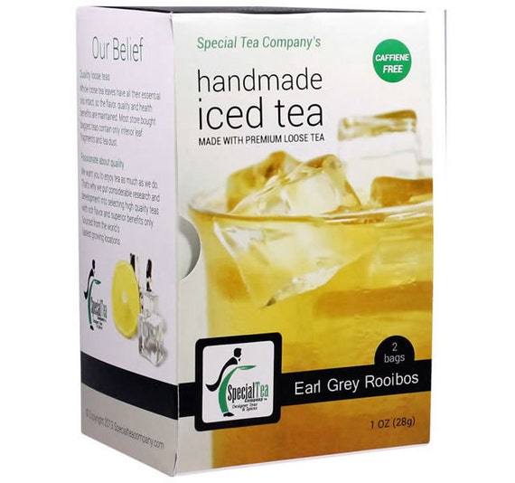 Hibiscus-Earl Grey Iced Tea Recipes — Dishmaps