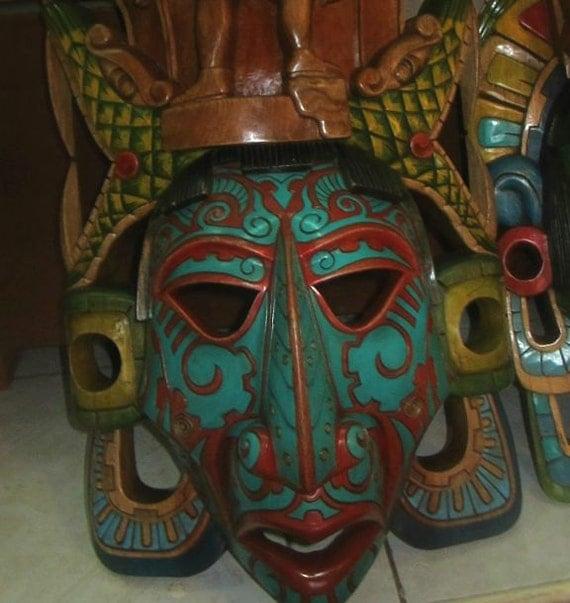 Mayan Warrior Headdress Love Headdress Mayan Mask