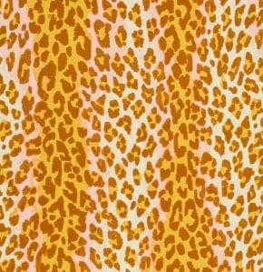 anna maria horner stoff leoprint leopardenfell deko orange. Black Bedroom Furniture Sets. Home Design Ideas