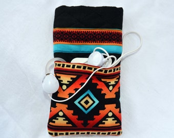 Native american navajo aztec Phone  sleeve, case, cover custom made for your phone  iPhone Nexus Samsung Galaxi, Motorola, Nokia