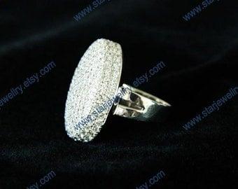 Bella Ringtwlight Bella engagement ring with 152pcs diamond 14K gold  005Version