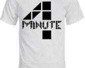 4Minute (4 Minute) Logo K-pop T-Shirt