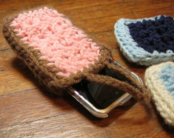 NyanCat Poptart iPod or iPhone Cozy (Color Options)