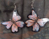 CustomButterfly. Ear Dangles