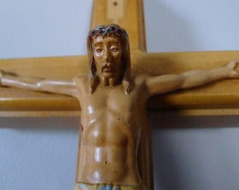 Last Rites call box Crucifix