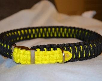 Paracord King Cobra Adjustable Dog Collar