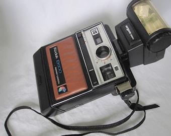 Vintage Kodak EK100 Colorburst 100 Instant Camera. 1970s , Father's day Gift
