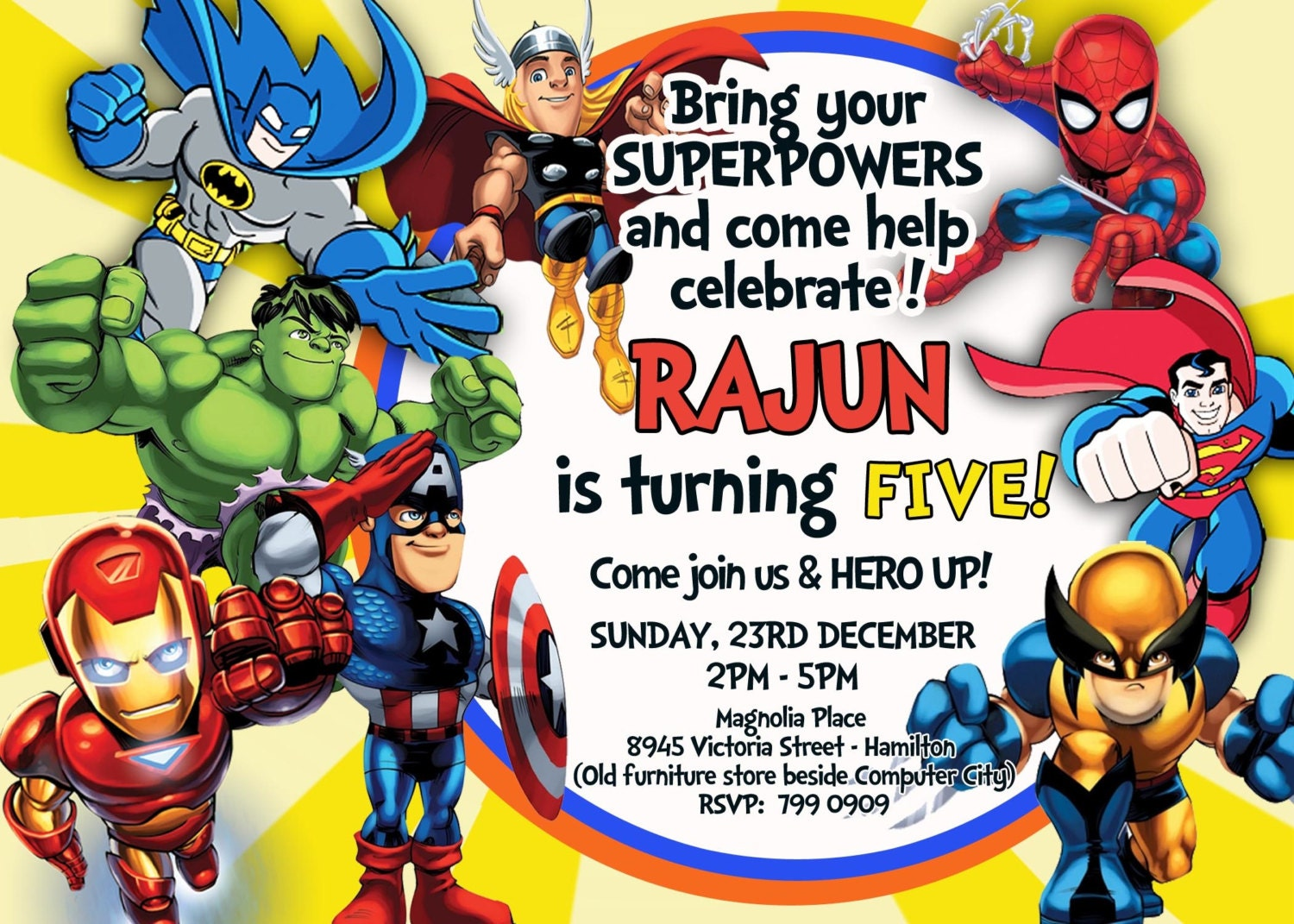 Superheroes Superhero Birthday Party Avengers Super Hero